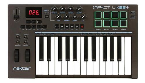 Teclado Controlador Impact Lx25+