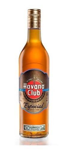 Ron Havana Club Añejo Especial Dorado Botella De 750 Ml