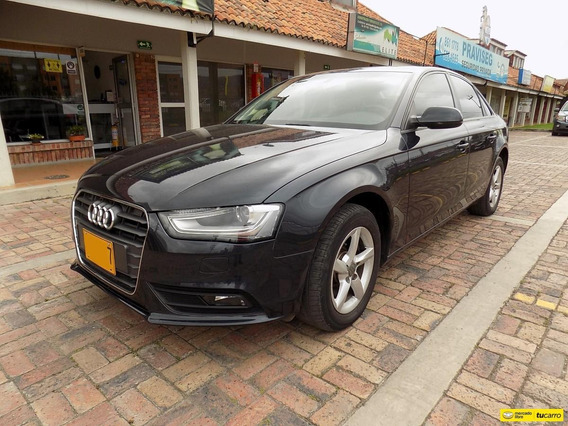 Audi A4 Luxury 1.8cc Tp Aa