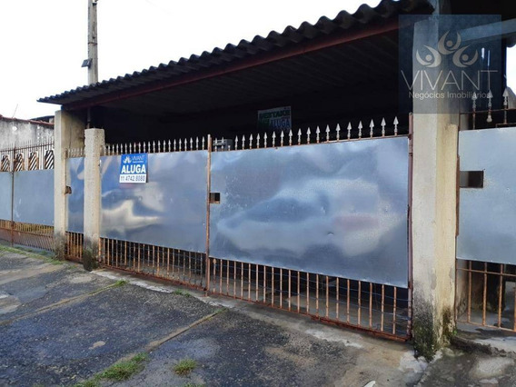 4 Casas No Mesmo Terreno Com Agua E Luz Individual. Cada Vaga De Garagem No Valor De R$50,00 - Ca0188