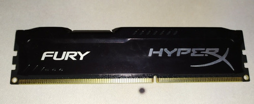 Memória Ddr3 4gb Hyperx Fury