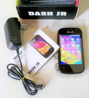 Celular Blu Dash Jr D141w Telefono Smartphone