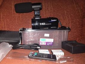 Filmadora Besteker Hd1080p 24 Megapixels