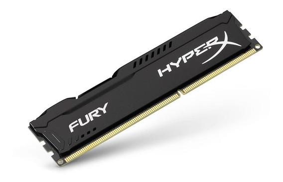 Memoria Kingston Hyperx Fury Game 8gb Ddr4 2666 Mhz