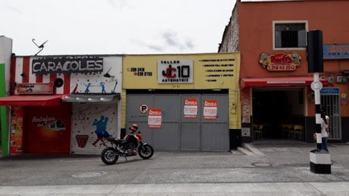 Bodegas En Arriendo Buenos Aires 643-2329