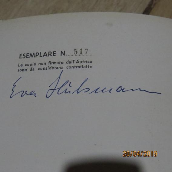 Livro Arte Decorativa, Eva Hülsmann, Assinado, Edição 1954