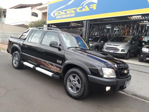 S10 Rodeio 2.4 Flex 2011 Com Apenas 81.000 Km
