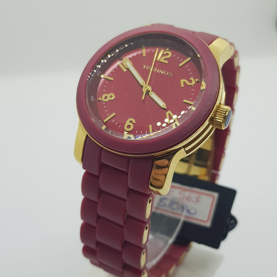Relógio Technos Feminino 2036b P/4r