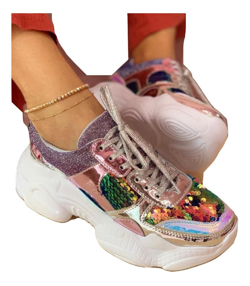 Zapatos Deportivos Para Dama Y Caballero Colombianos