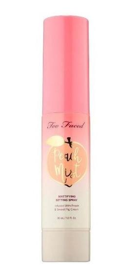 Too Faced - Peach Mist - Mattifying Setting Spray