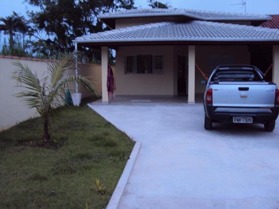 Casa Em Massaguaçu, Caraguatatuba/sp De 105m² 3 Quartos À Venda Por R$ 380.000,00 - Ca588122