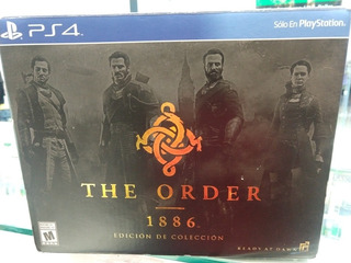 The Order 1886 Ps4 Edición De Colección En The Next Level!