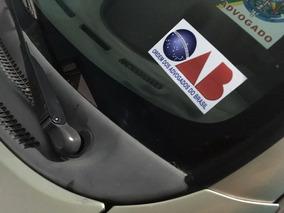 Dois Adesivo Oab Advogado Para Vidro Do Carro Uso Externo
