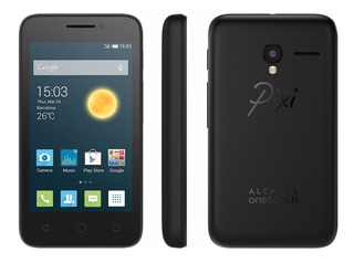 Alcatel Pixi 3 Ot 4009 4009e - 5mp, 3g, Dual Chip - Novo