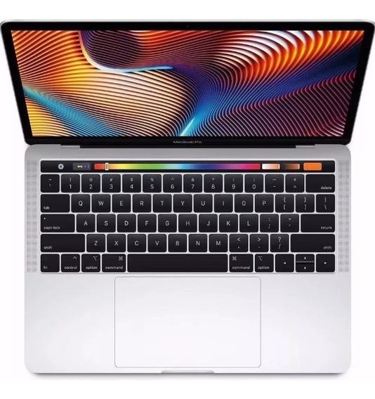 Macbook Pro Touch Bar 13.3 I5 3.1ghz 8gb 256gb Lacrado+nf