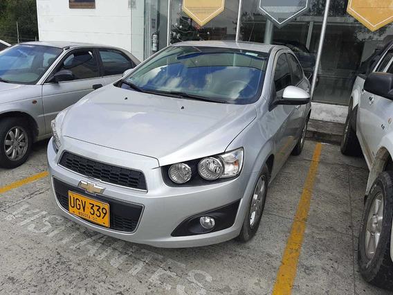 Chevrolet Sonic Lt, Mecánico, Modelo 2015, Motor 1.6, Jc