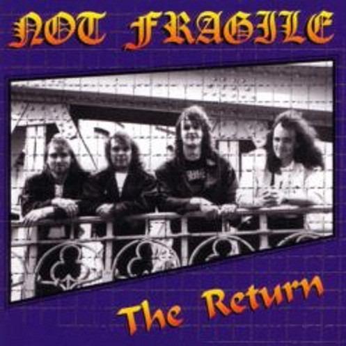 Not Fragile - The Return Cd Running Wild