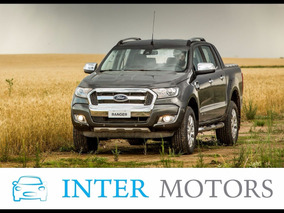Ford Ranger D/c Xlt 4x2 U$s 26.970* Inter Motors