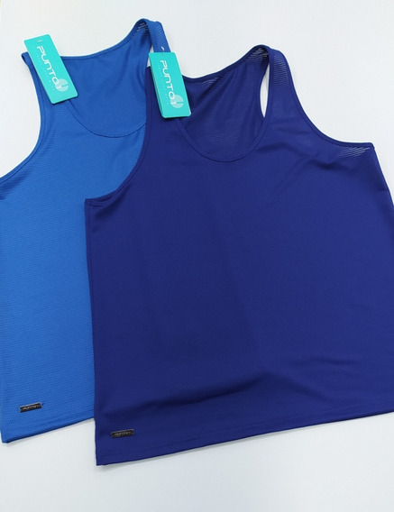 Musculosa Punto 1 Dry Deportiva (lm)