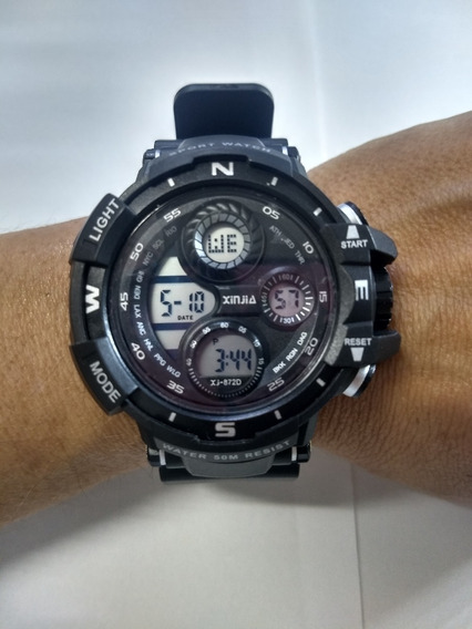 3 Relógios Masculino Digital Para Revender