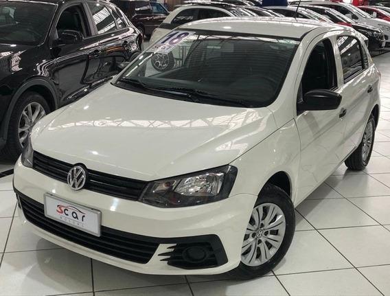 Volkswagen Gol 1.0 12v Mpi Total Trendline - 2018
