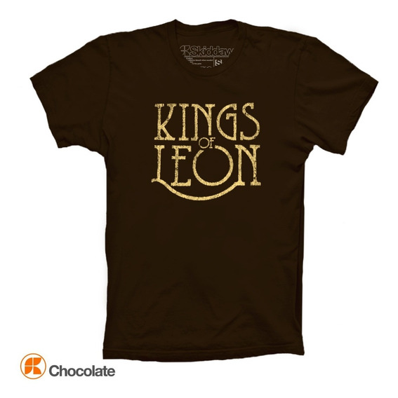 Kings Of Leon Playeras Because Of The Times Skiddaw T-shirts