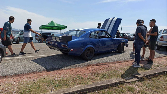 Ford Coupé Maverick * V8 302 C/5ta P/ Colocar Con Baja