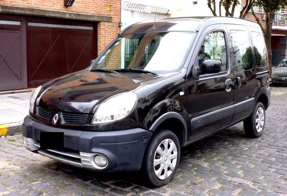 Renault Kangoo 1.6 Gnc Service Oficiales En 2015 Y 2016