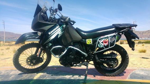 Moto Kawasaki Klr 2012 Casi Nueva