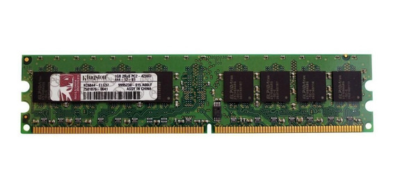 Memoria Dimm Kingston Ddr2 1gb 533mhz Pc2-4200
