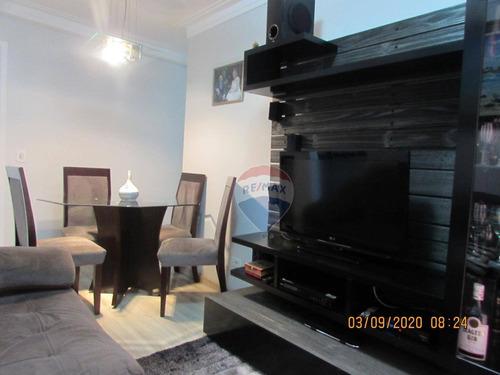 Apartamento Com 2 Dormitórios À Venda, 50 M² Por R$ 240.000,00 - Jardim Capri - Guarulhos/sp - Ap0004