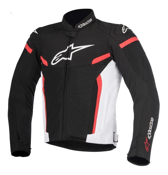 Jaqueta Alpinestars T-gp Plus R V2 Air Verão Tricolor