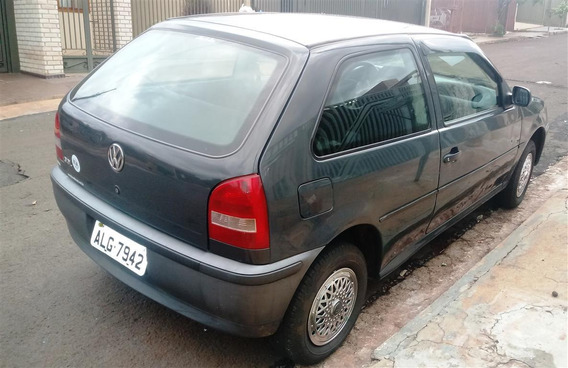 Volkswagen Gol G3 Ano 2003 Mod 2004 1.0 2p Conservado 2 Dono