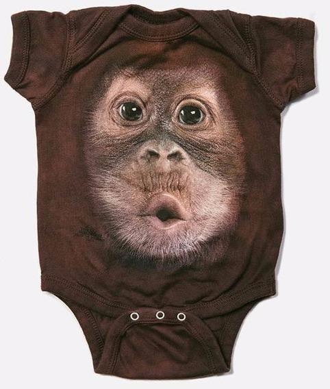 Pañalero 4d Unisex Bebes 89-3587 Baby Orangutan 6-12 Meses