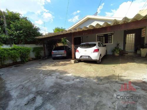 Imagem 1 de 14 de Casa Com 3 Dormitórios À Venda, 100 M² Por R$ 390.000,00 - Jardim São Vito - Americana/sp - Ca2549