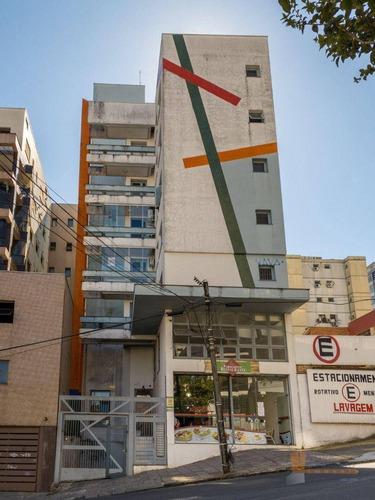 Apartamento Com 1 Dormitório À Venda, 55 M² Por R$ 230.000 - São Pelegrino - Caxias Do Sul/rs - Ap1537