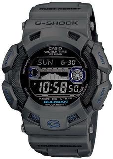 Reloj Casio Caballero Original Goma G-shock Cas-87