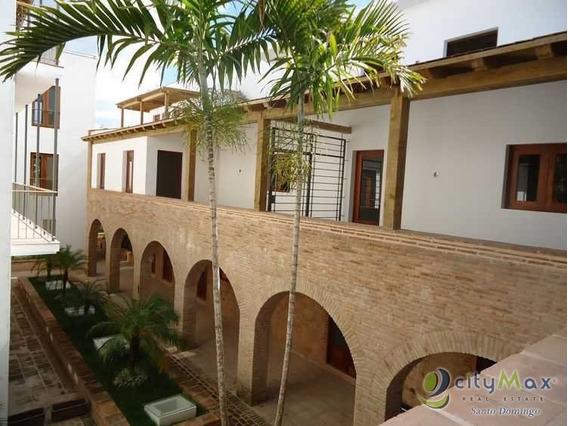 Apartamento En Venta Zona Colonial Santo Domingo Republica D