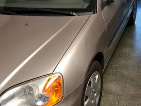 Honda Civic Lx 1.7 At - Mod 2001