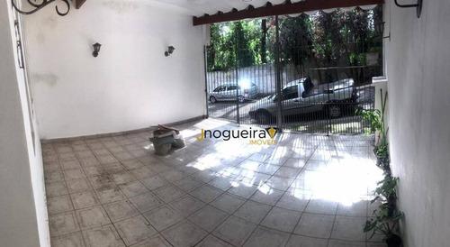 Sobrado À Venda, 125 M² Por R$ 450.000,00 - Americanópolis - São Paulo/sp - So0477