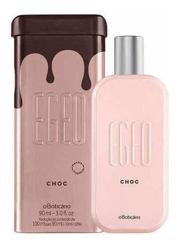 Imagem 1 de 1 de Egeo Choc Desodorante Colônia 90ml