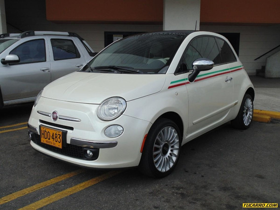 Fiat 500 Lounge 1.4 At