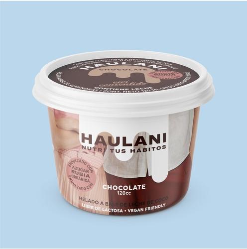 Helado Vegano Haulani  X 120 Cc