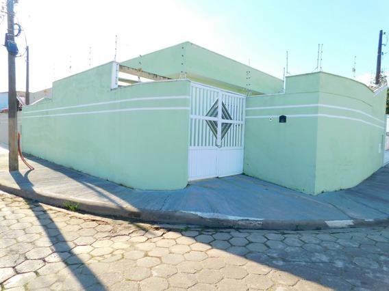 Casa Térrea No Jardim Peruíbe Disponível Para Venda.