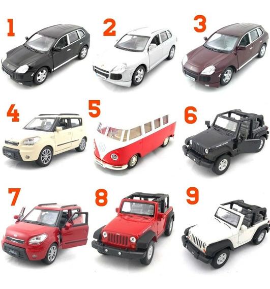 Kit 10 Miniatura Carrinhos Escalas Variadas A Sua Escolha