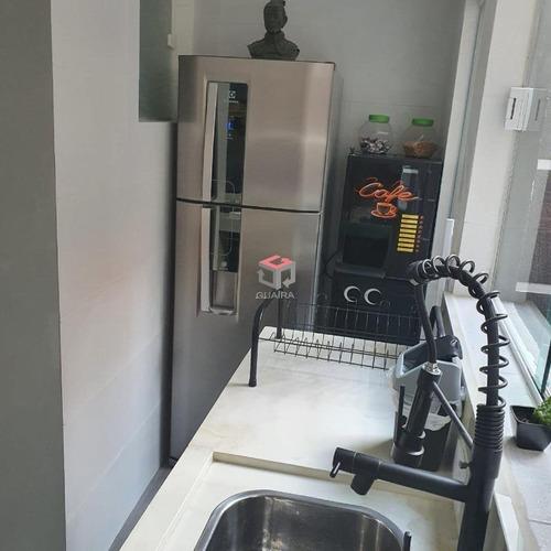 Imagem 1 de 18 de Apartamento À Venda, 2 Quartos, 1 Suíte, 1 Vaga, Alzira Franco - Santo André/sp - 99704