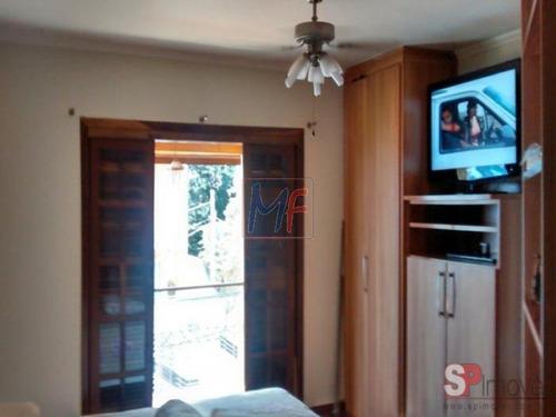 Imagem 1 de 3 de Ref 7013 - Sobrado  4 Suites , 6 Vagas Vila Irmaos  Arnoni  Na Z.norte - 7013