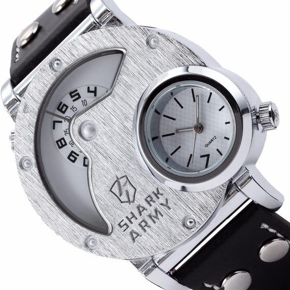 Relógio Masculino Shark Army Saw054 - Oferta Especial