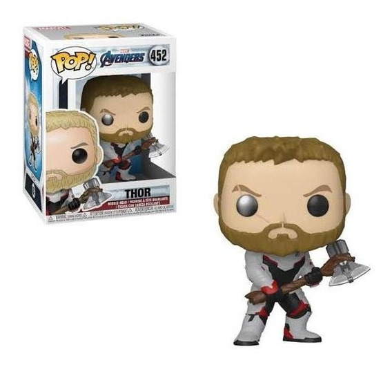 Thor Stormbreaker Avengers End Game Funko Pop Original