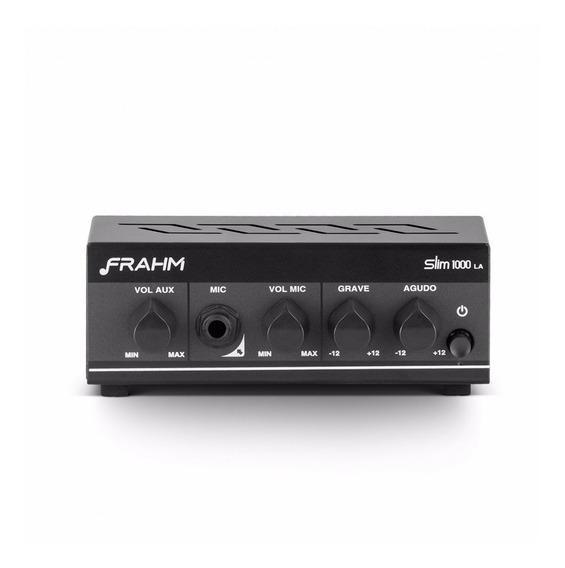 Amplificador Slim 1000 La G2 Frahm